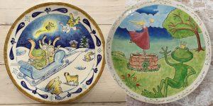 Edition Keramikteller für die Froschkönige e.V.